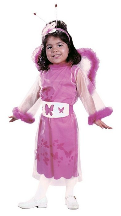 Toddler Feathery Butterfly Costume
