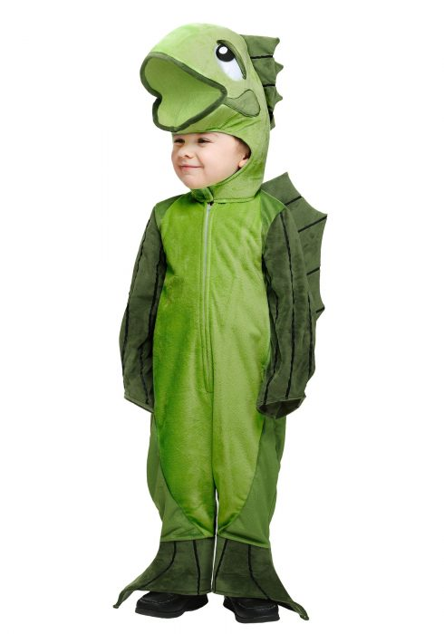 Toddler Fish Costume