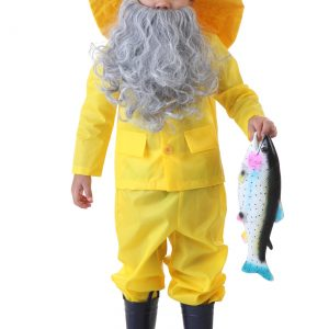 Toddler Fisherman Costume