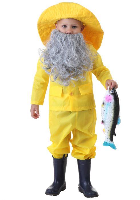 Toddler Fisherman Costume