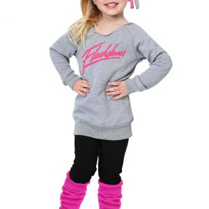 Toddler Flashdance Costume