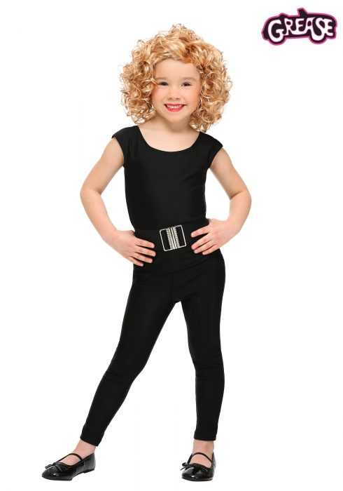 Toddler Grease Sandy Costume
