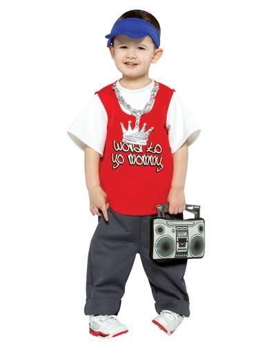 Toddler Hip Hopper Costume