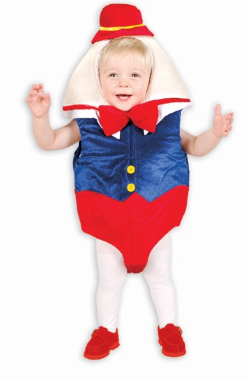 Toddler Humpty Dumpty Costume