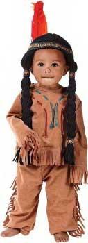 Toddler Indian Boy Costume