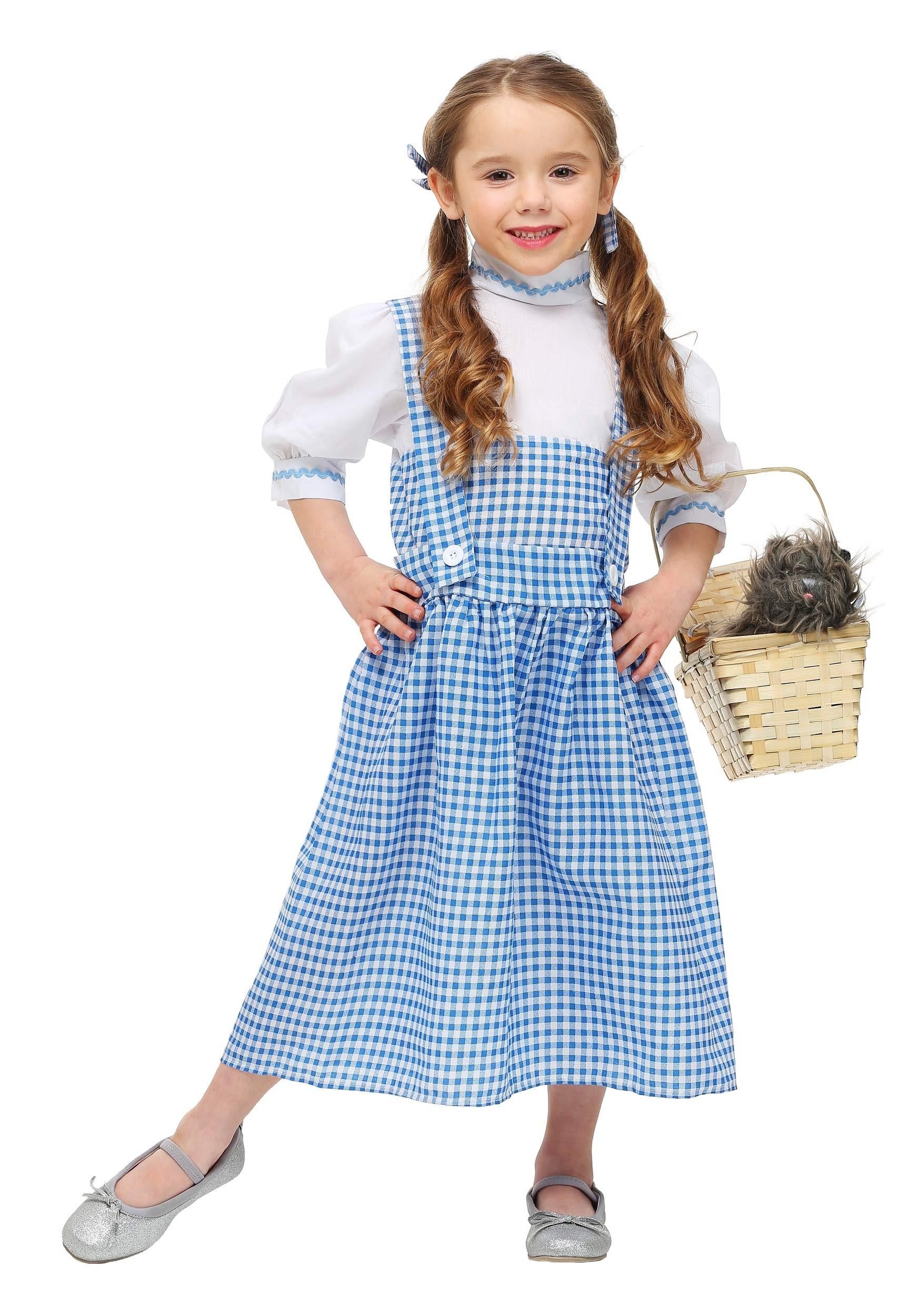 Kansas Girl Costumes