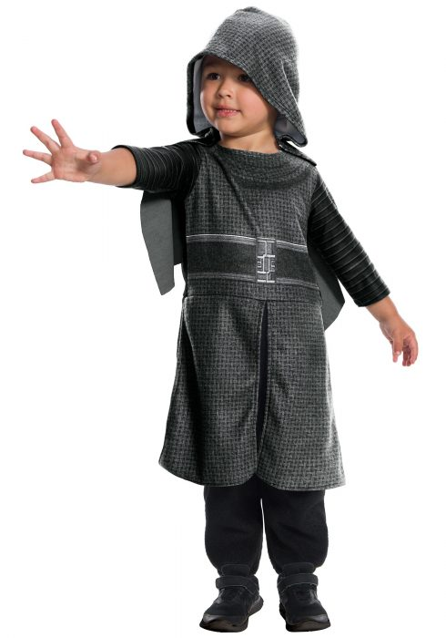 Toddler Kylo Ren Star Wars Costume