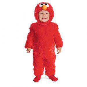 Toddler Light Up Elmo Costume