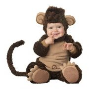 Toddler Lil Monkey Costume