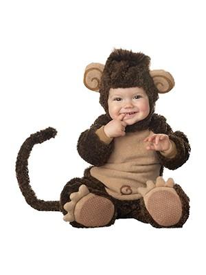 Toddler Lil Monkey Costume