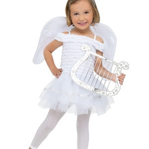 Toddler Little Angel Costume