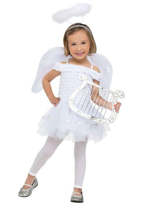 Toddler Little Angel Costume