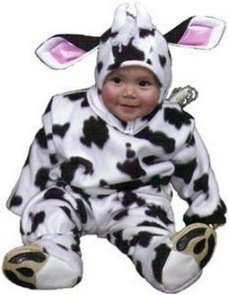 Toddler Little Cow Costume