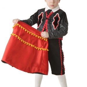 Toddler Matador Costume