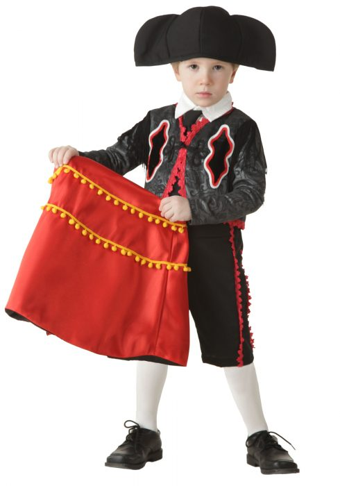 Toddler Matador Costume