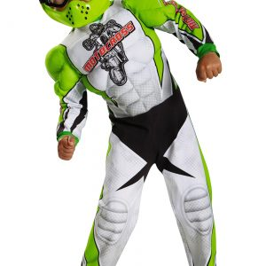 Toddler Motorcross Muscle Costume