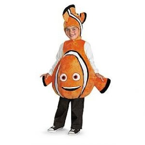 Toddler Nemo Costume