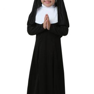 Toddler Nun Costume