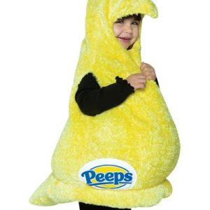 Toddler Peeps Costume