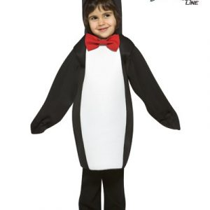 Toddler Penguin Costume - Lightweight