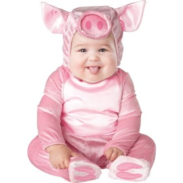 Toddler Pig Costume