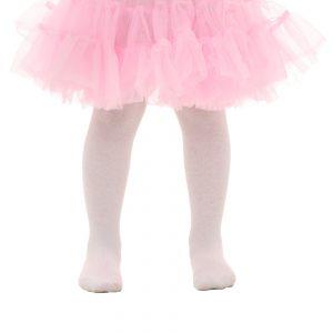 Toddler Pink Knee Length Crinoline