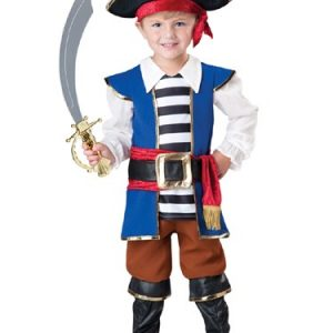 Toddler Pirate Boy Costume