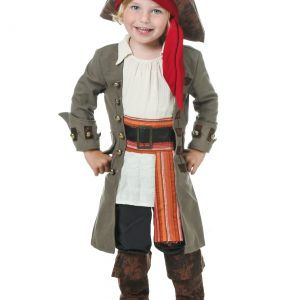 Toddler Pirate Captain