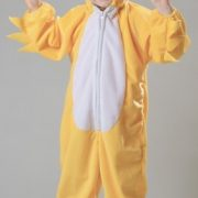 Toddler Plush Duckling Costume