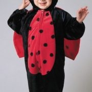 Toddler Plush Lady Bug Costume