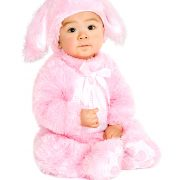 Toddler Plush Little Pink Bunny