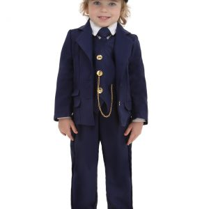 Toddler Polar Express Conductor Costume