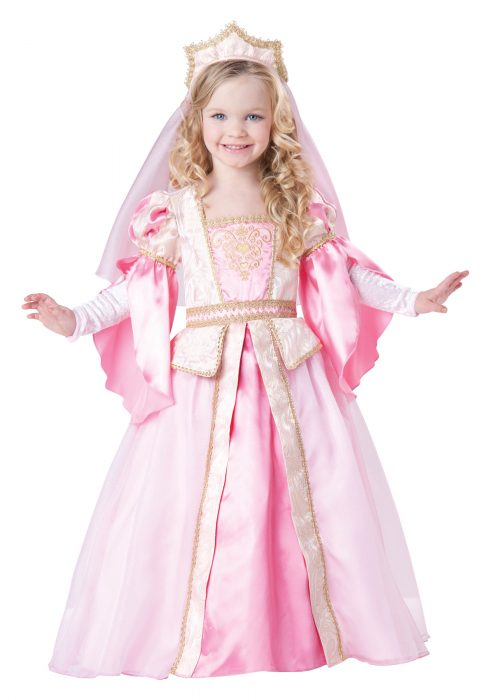 Toddler Princess Costume