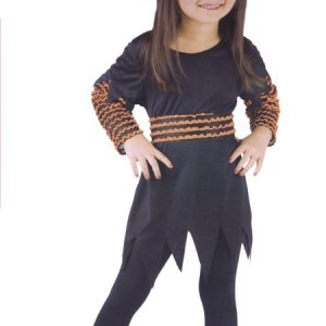 Toddler Pumpkin Patch Witch Costume