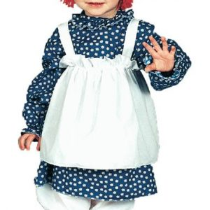 Toddler Raggedy Ann Costume