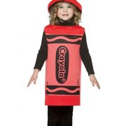 Toddler Red Crayon Costume