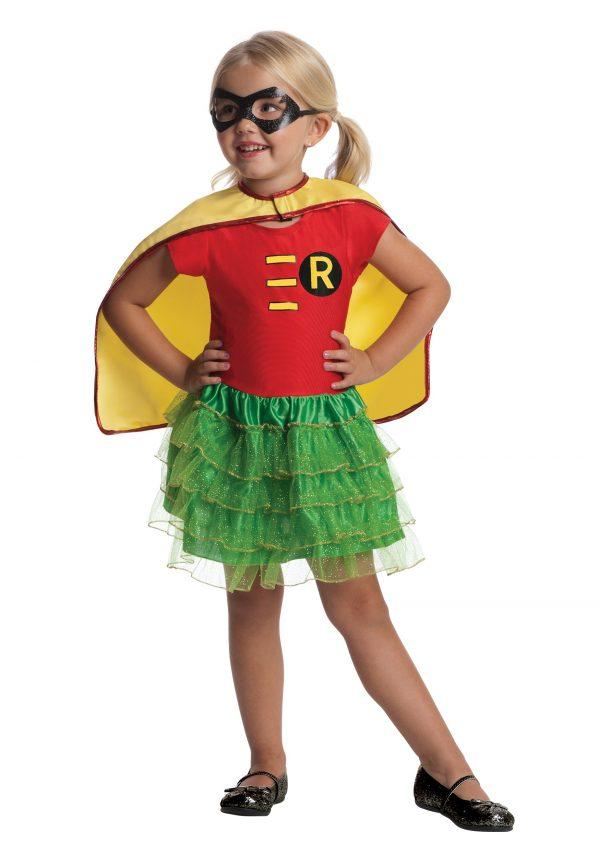 Toddler Robin Tutu Set