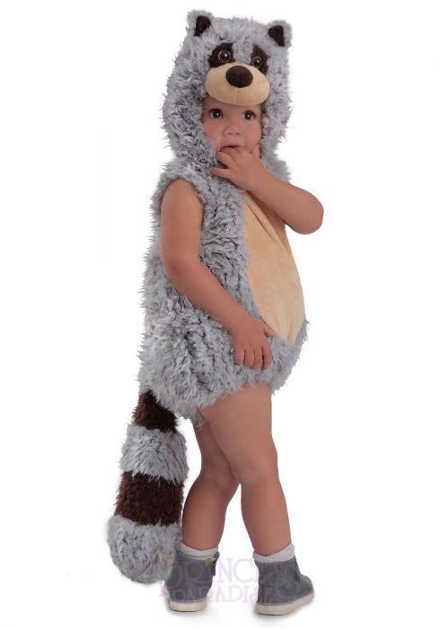 Toddler Ryder Raccoon Costume