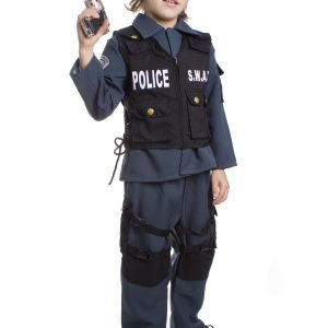 Toddler SWAT Officer Costume