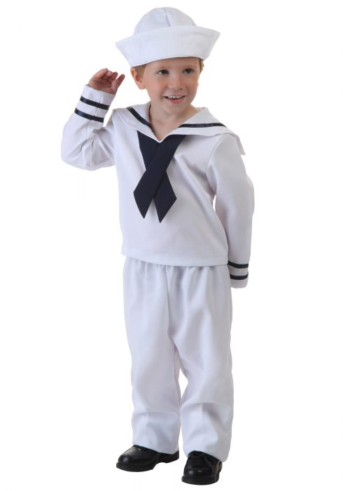 Toddler Sailor Costume