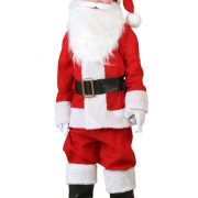Toddler Santa Costume