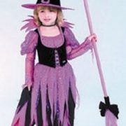 Toddler Sorceress Barbie Costume