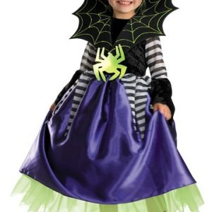 Toddler Spider Charmer Costume