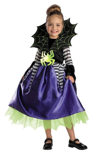 Toddler Spider Charmer Costume