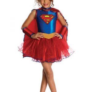 Toddler Supergirl Costume