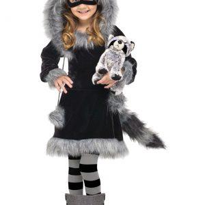 Toddler Sweet Raccoon Costume