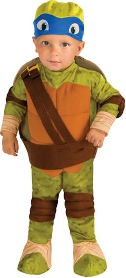 Toddler Teenage Mutant Ninja Turtle Leonardo Costume