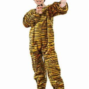 Toddler Tiger Jumpsuit