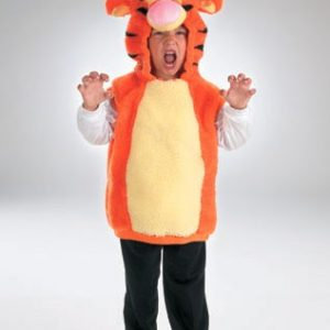 Toddler Tigger Costume Vest
