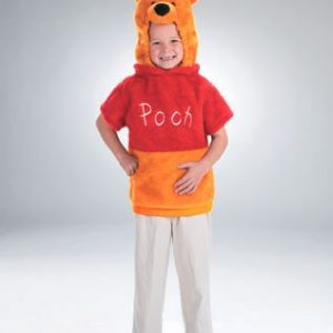 Toddler Winnie the Pooh Costume Vest
